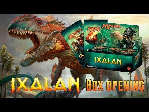 Ixalan Booster Box Opening