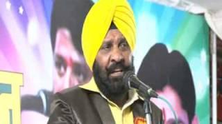 Pratap Fauzdar at Kavi sammelan 2012 by Kolar Sansakar Samajik Samiti Bhopal-4