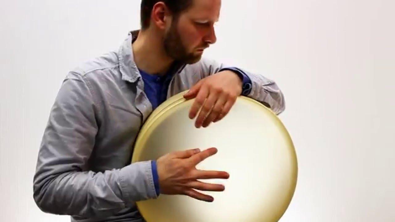 Torsten Pfeffer plays: Instruction Book, Kanjira exercise 7 - YouTube