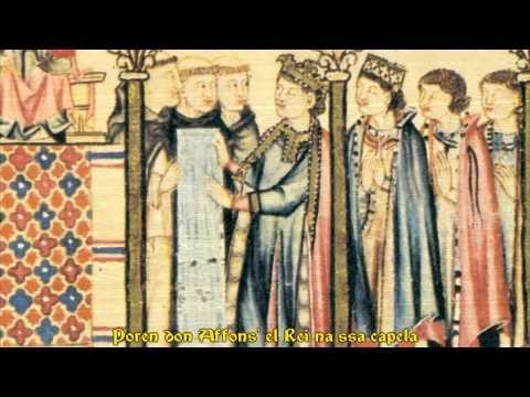 Por nos de dulta tirar - CSM. XVIII (Alfonso X el Sabio)