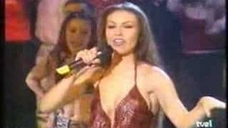 Rosalinda - Thalía en Musica Si