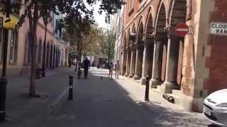 Gibraltar centre walking tour