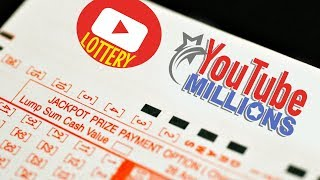 YouTube Lotto! Giving 100% Revenue to YOU! (An Experiment)