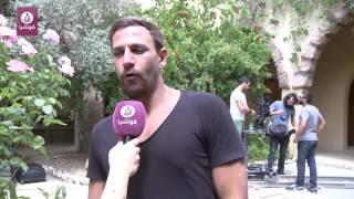 """نيكولا معوض لـ""""فوشيا"""" : الدراما المصرية أهم من اللبنانية لهذه الأسباب!"""