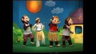 Dicen que los monos - Cantando con Adriana
