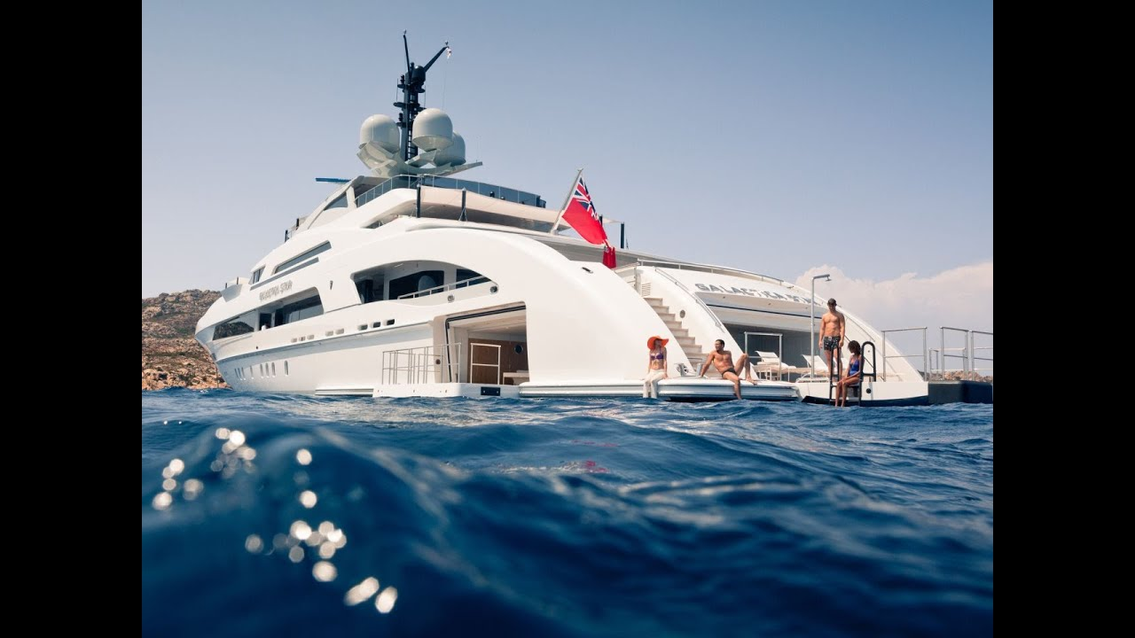 Heesen Yachts 65m Galactica Star