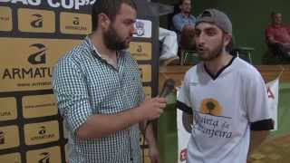 BorgasCUP 2015: Flash Interview, Alterego x Matvion/Qt da Laranjeira