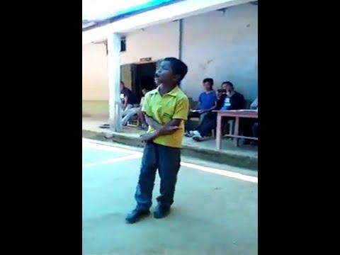 Mizo naupang Lilzo style rap thiam lutuk!!!
