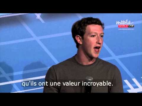 "Mark Zuckerberg : ""Whatsapp vaut plus de 19 milliards de dollars"""