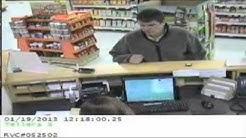 Bank inside Kroger robbed