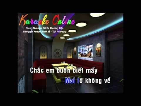 Nhớ nhau hoài    Karaoke