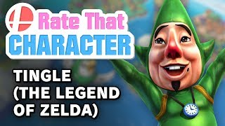 Tingle - Rate That Character