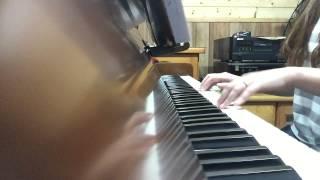 [壞兔兔]-手心的薔薇~林俊傑 G.E.M. 鄧紫棋 (Piano Cover)