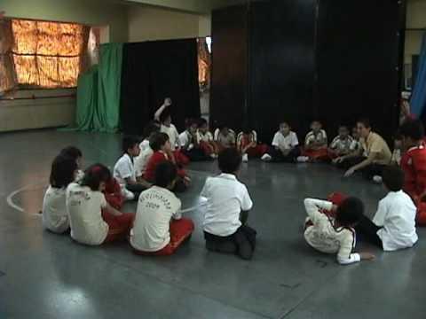 Muestra de clase primer grado de primaria youtube for Actividades para el salon de clases de primaria