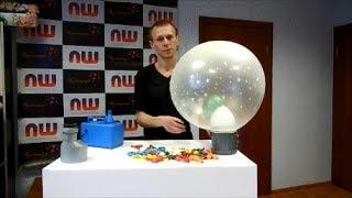 видео Гелий в баллонах для надувания воздушных шаров: как все устроено. Обсуждение на LiveInternet