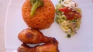 How to prepare Ghana jollof simple and easy