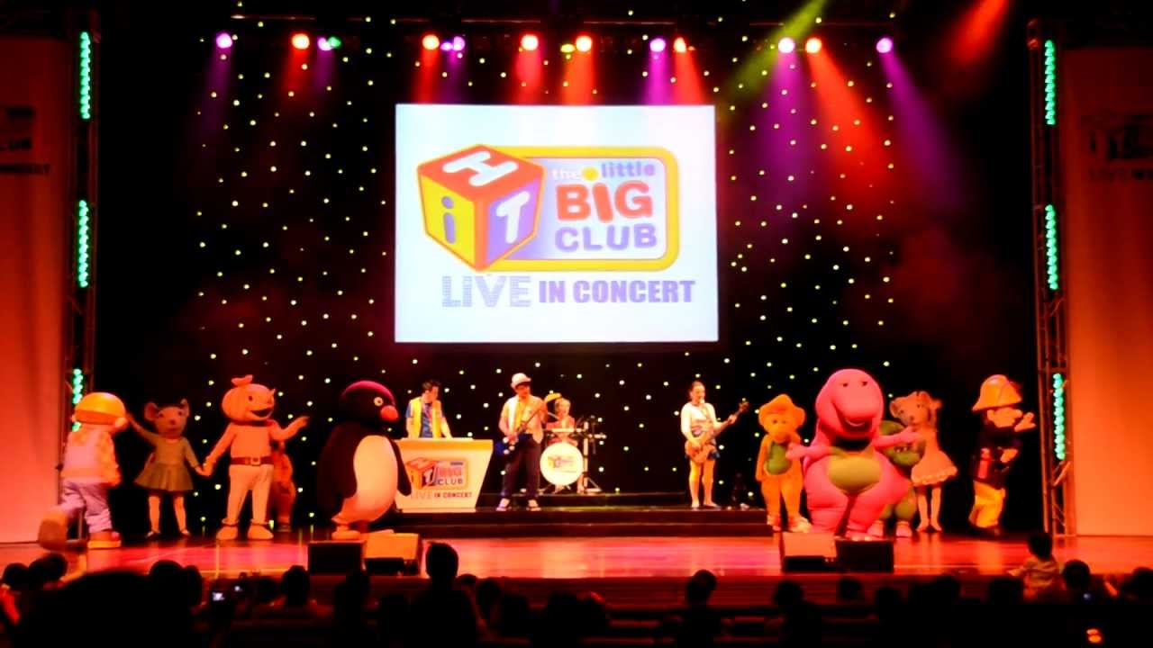 The Little Big Club Live In Concert December 2012