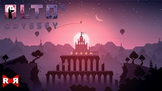Alto's Odyssey (by Snowman) - iOS / Android - Gameplay Video