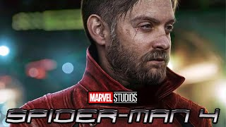 Spider-Man 4 Tobey Maguire Venom Set up?! Easter Eggs & Clues!