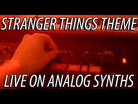 Un recorrido por los sonidos sintetizados de Stranger Things
