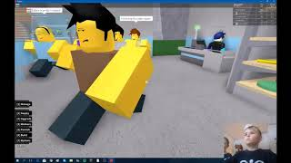 We play Retail Tycoon in Roblox (with Markus)