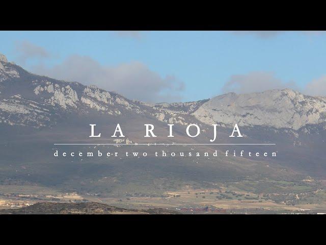Roadtrip in La Rioja Spain!