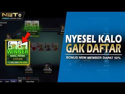 New Normal Main Poker Online Bonus New Member 50 Youtube