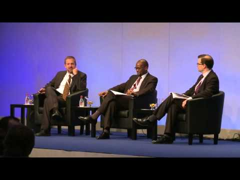 PRI in Person 2013 - Plenary 7, 'Gini' out of the bottle: what is the cost of financial inequality?