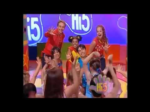 Hi-5 USA - All Season 1 Songs