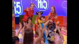 Hi-5 USA - All Season 1 Songs