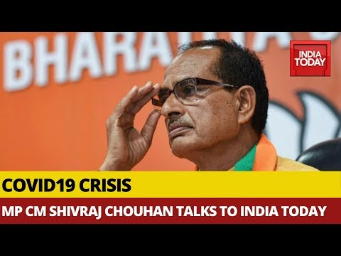 MP CM Shivraj Singh Chouhan Talks About Measures Taken To Handle Covid19 Crisis