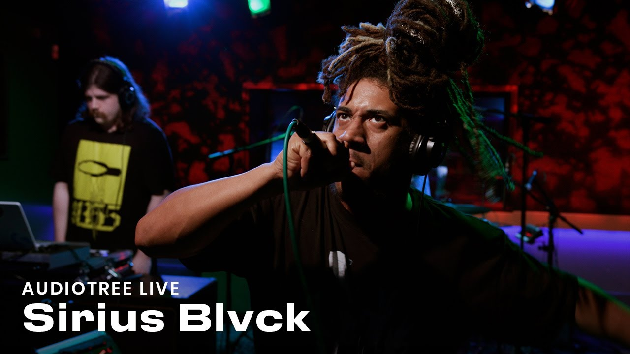 Sirius Blvck - Clockwork | Audiotree Live