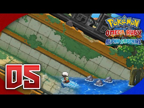 Pokémon Omega Ruby and Alpha Sapphire Walkthrough (After Game) - Part 5: Scanner, Beedrillite, Ship