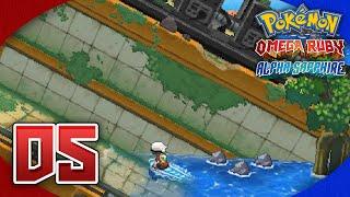 Pokémon Omega Ruby and Alpha Sapphire Walkthrough (After Game) - Part 5: Scanner, Beedrillite, Ship
