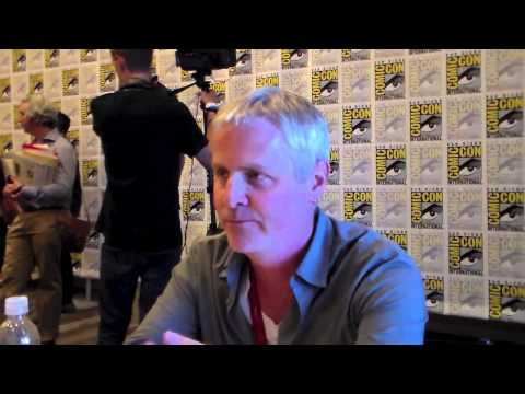 Blake Neely: The Flash, The Arrow Music Composer At Comic Con 2014 #SDCC