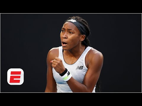 Coco Gauff is the new blood that women's tennis severely needed - Chris Evert | Australian Open