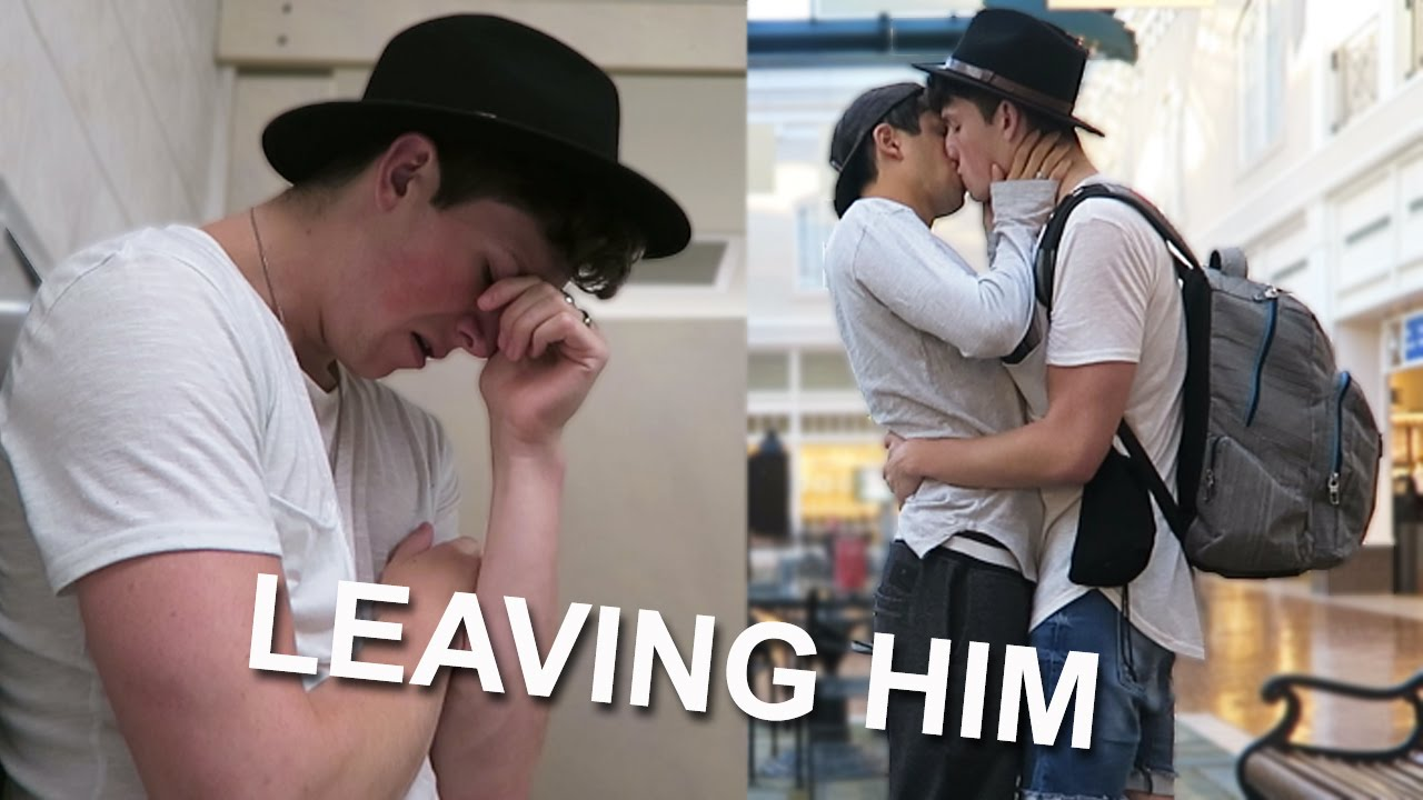 Heartbreaking Long Distance Relationship Goodbye I Cry