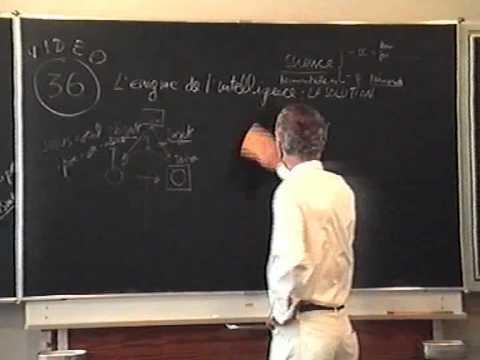 36 Philosophie - l' intelligence - L'erreur de Descartes - LUC F DUMAS
