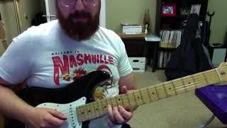 Baixar New Light John Mayer, guitar solo lesson!