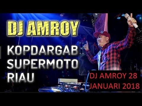 DJ AMROY MP CLUB 28 JANUARI 2018 MALAM MINGGU ASIK