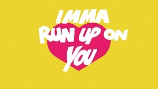 Major Lazer - Run Up (feat. PARTYNEXTDOOR &amp Nicki Minaj) (Official Lyric Video)