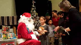 Santa Fe Indian Center Xmas - Native Santa Clip 8