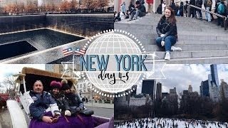 NEW YORK DAY 4-5 | 9/11 MEMORIAL & MUSEUM! ♡ | brogantatexo