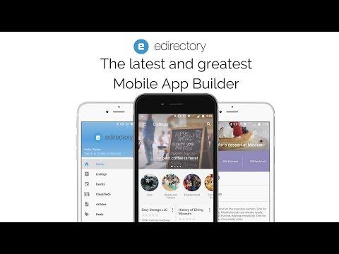 New Mobile App Builder Release