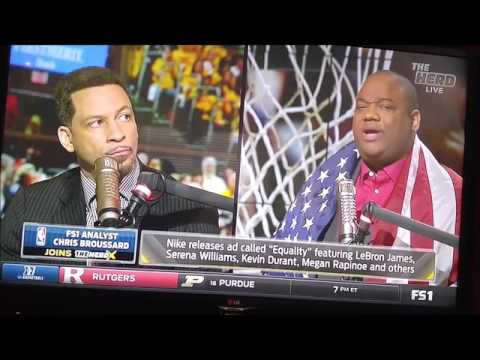 Jason Whitlock puts on a coon show for the ages!