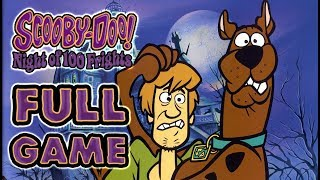 Scooby-Doo! Night of 100 Frights Walkthrough FULL GAME Longplay (PS2, GCN, XBOX)