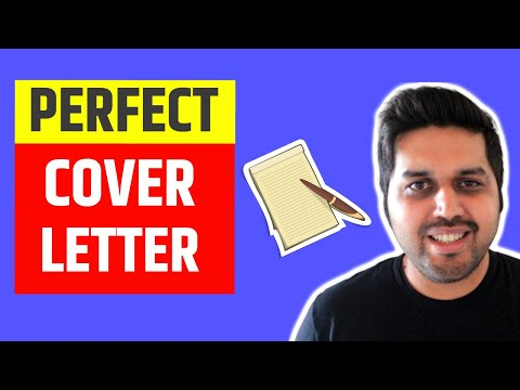 How To Write A Perfect Cover Letter In Australia | A Step By Step Guide