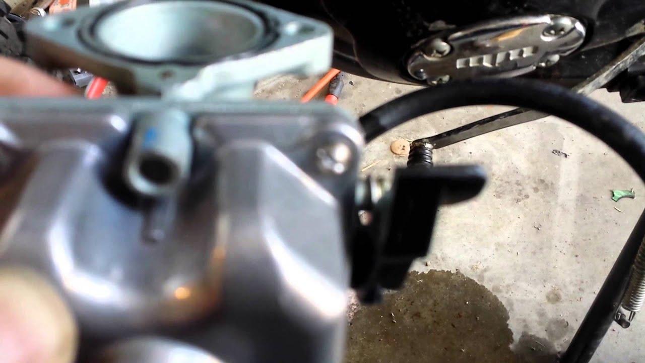 apollo 250cc pz30 carb