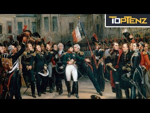 Top 10 Amazing Facts About Napoleon Bonaparte