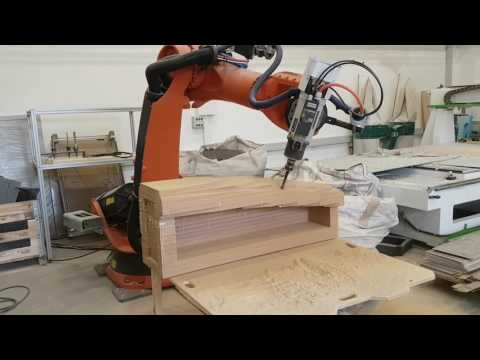 Triac purchases Kuka robot for Rapido 40 and Rapido 50